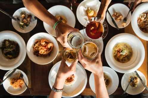 dinner celebration