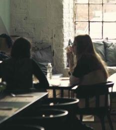 restaurant-people-lamps-vintage