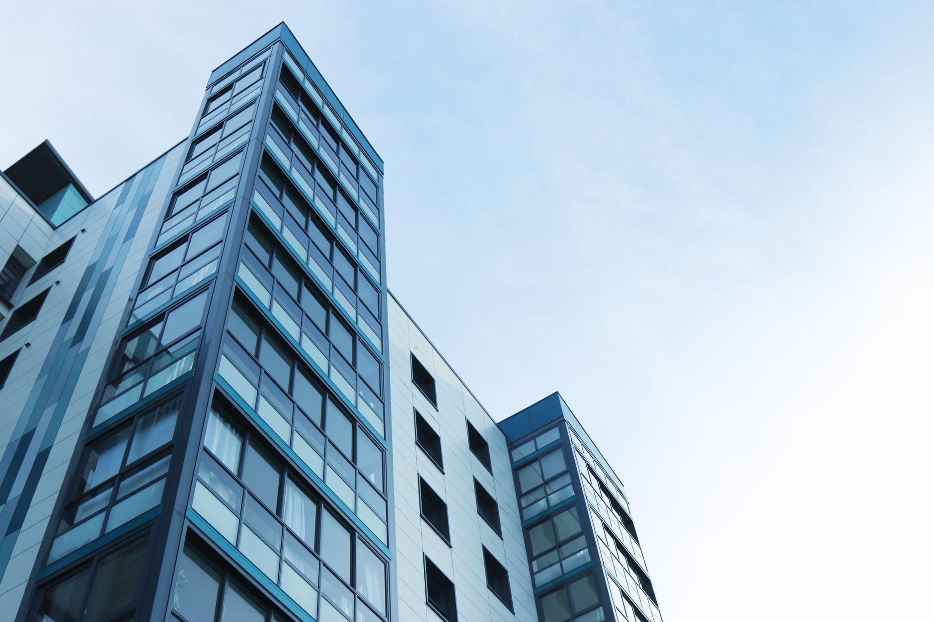 apartment apartment building architecture building